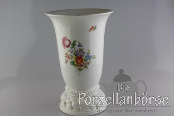 Vase 22,5 cm - Rosenthal - Sommerstrauß