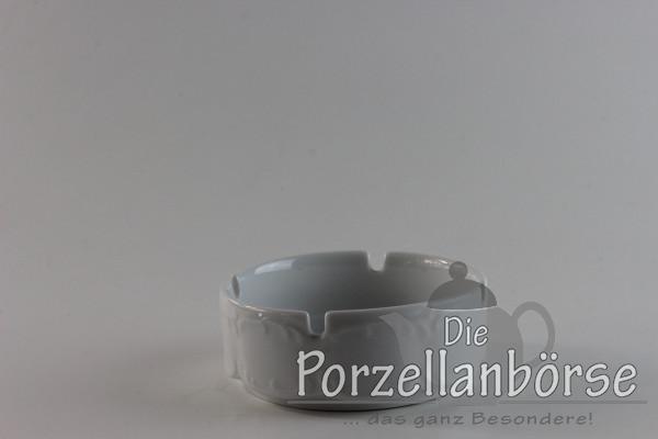 Aschenbecher - Rosenthal - weiß