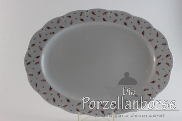 Fleischplatte 32,5 cm - Rosenthal - Blütenteppich (Gastro)