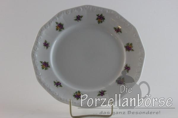 Kuchenteller Ø 17,5 cm - Rosenthal - Streublume Moosröschen