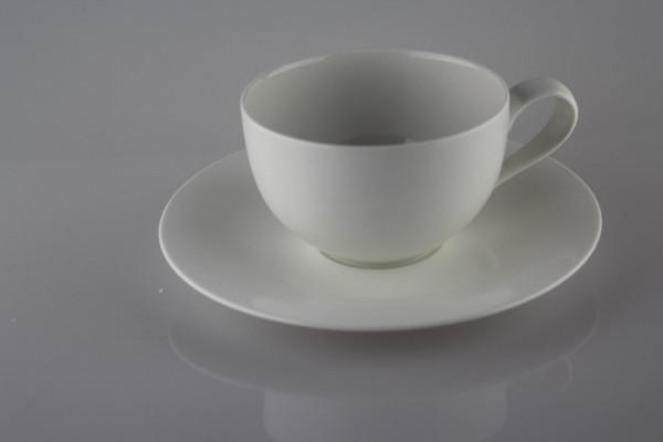Milchkaffee Set