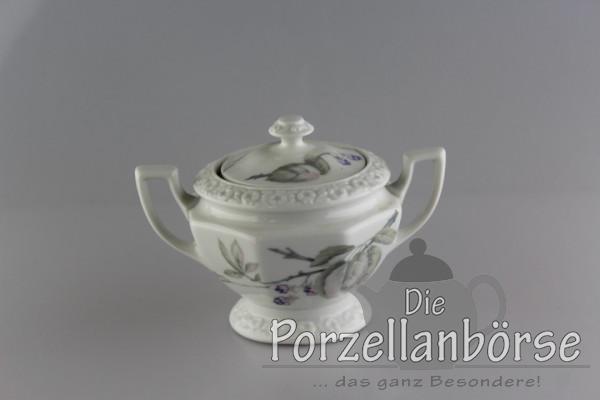 Zuckerdose - Rosenthal - Brombeere
