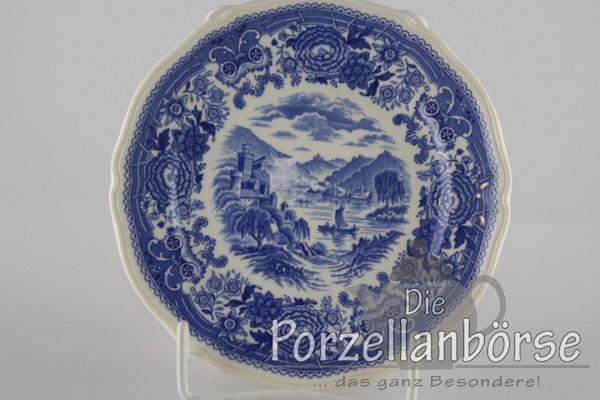 Kleiner Teller Ø 16 cm - Villeroy & Boch - Burgenland blau