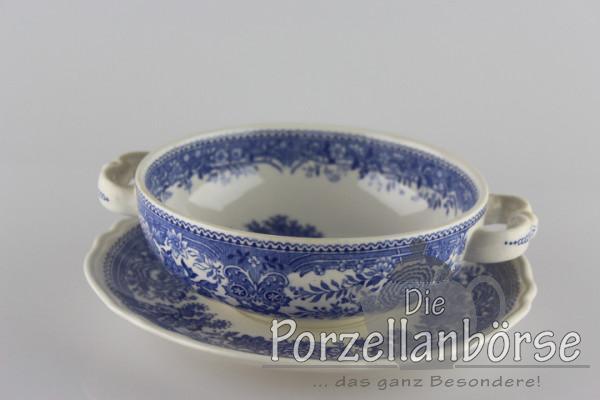 Suppentasse - Villeroy & Boch - Burgenland blau