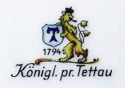 Königl. pr. Tettau