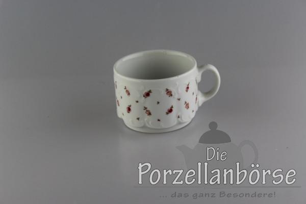 Kaffeetasse einzeln - Rosenthal - Blütenteppich (Gastro)