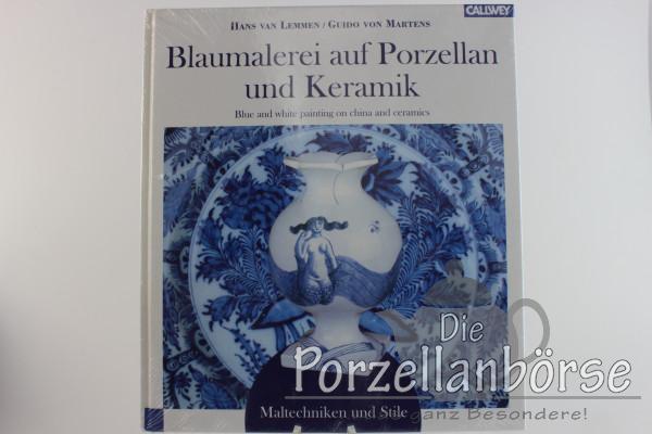 Blaumalerei von Hans van Lemmen und Guido von Martens